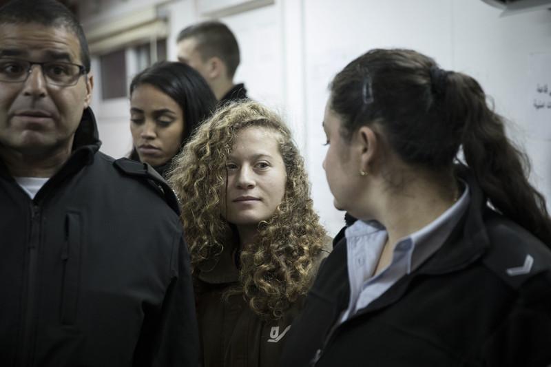 Israeli interrogators sexually harassed Ahed Tamimi, complaint says