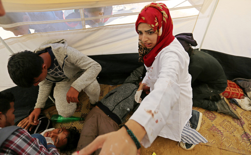 Gaza medic killed by Israel as she rescued injured | The