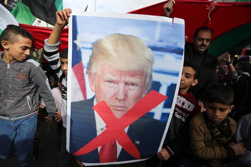 Trump plan nears completion, satire dies