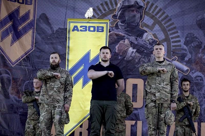 О связях Израиля с неонацистами на Украине