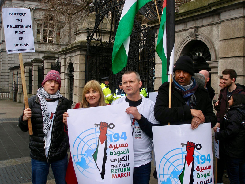 Ireland moves towards banning goods from Israel's
