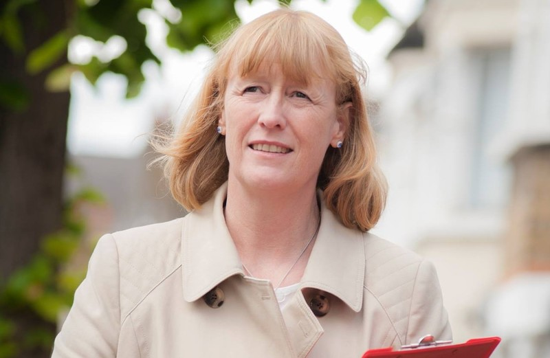 Joan Ryan, MP who fabricated anti-Semitism, quits Labour