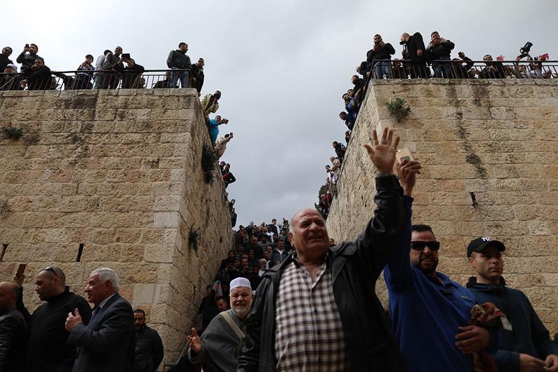 Jew Detector: Israel Intent On Shutting Jerusalem Holy Site
