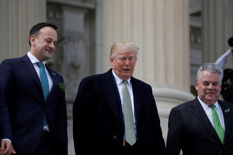 US lawmakers bully Ireland over move to ban Israel's settlement goods