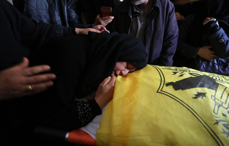 Israel kills Palestinians in Gaza, West Bank | The Electronic Intifada