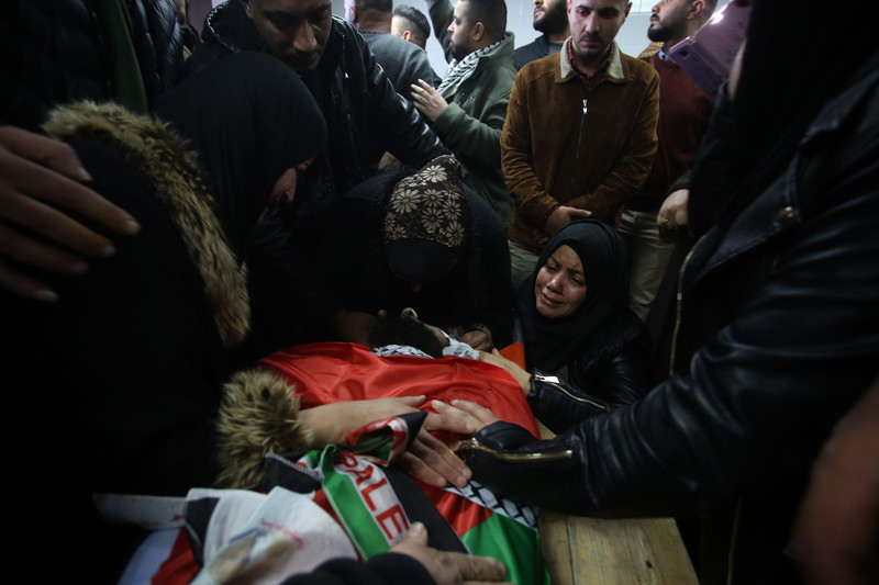 It Kills To Mourn Living >> Israel Kills Four Palestinians In West Bank The Electronic Intifada