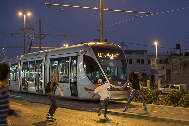 Israel's settler railway could be going nowhere fast