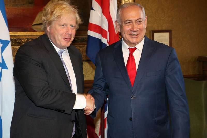 Boris Johnson whitewashes Britain's crimes in Palestine