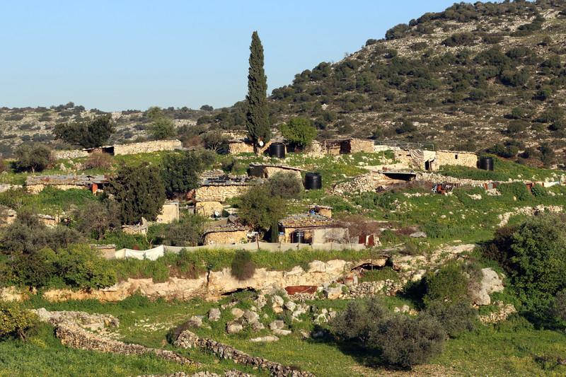 Palestinian community of Arab al-Khouli