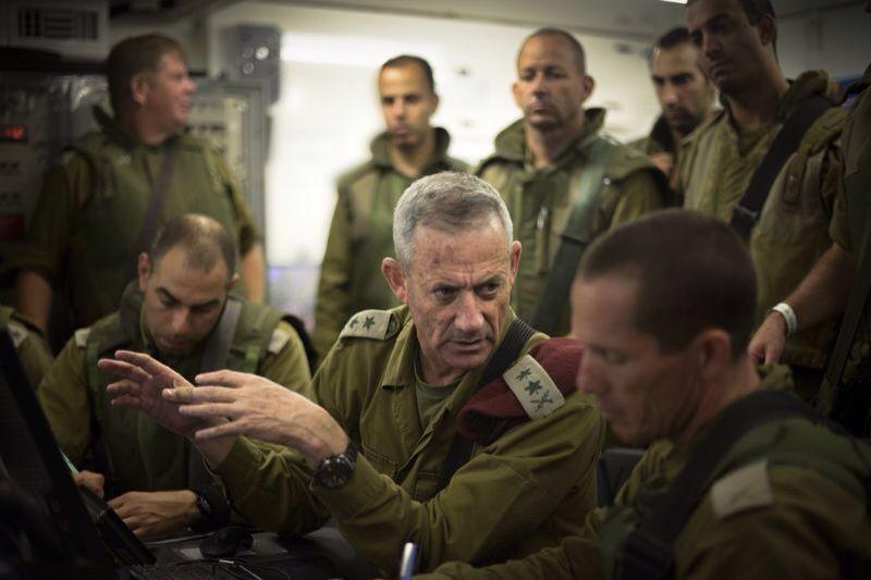 Dutch court hears war crimes accusations against Israel's Benny Gantz