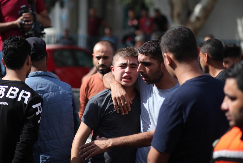 Three children killed as Israel escalates Gaza attacks | The Electronic Intifada