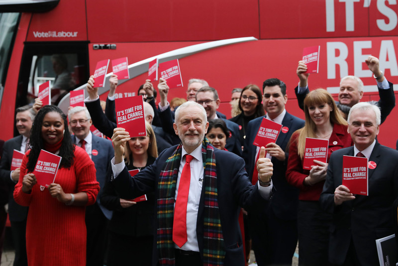 Labour would suspend arms to Israel