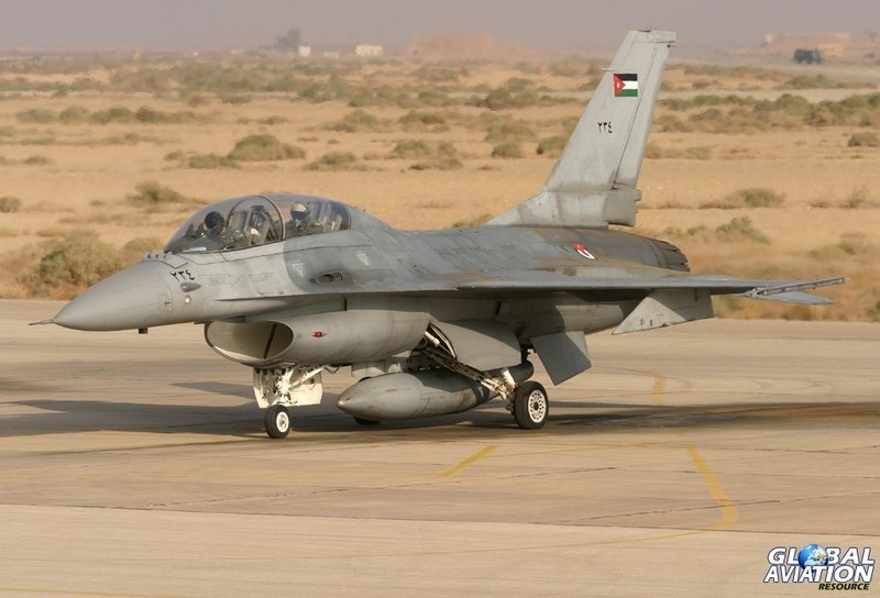 Is Jordan flying with Israeli air force while Gaza is being bombed?