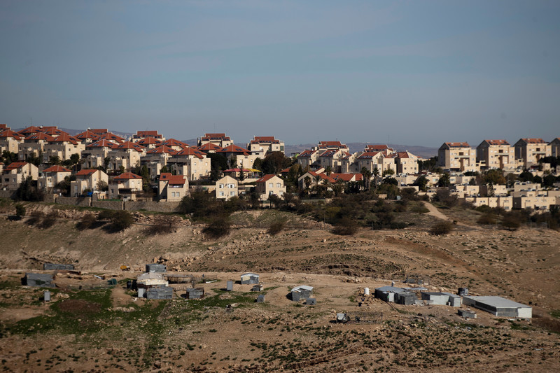 Trump and Netanyahu prepare for West Bank annexation