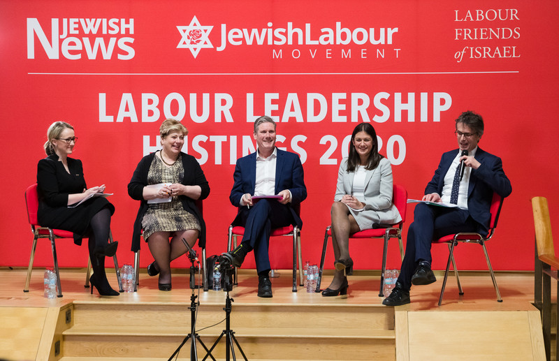 Candidates to replace Corbyn denounce him as anti-Semitic | The Electronic  Intifada