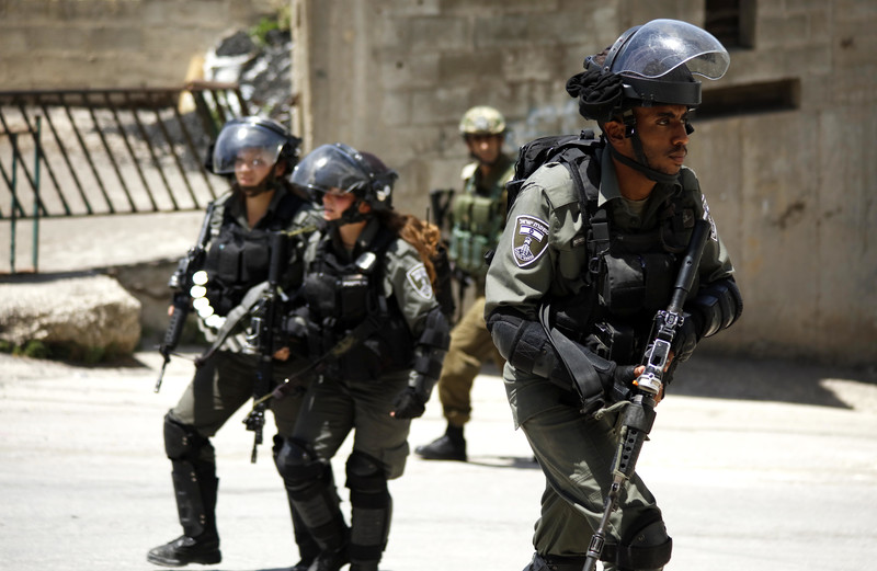 Israeli soldier killed during raid on Palestinian town