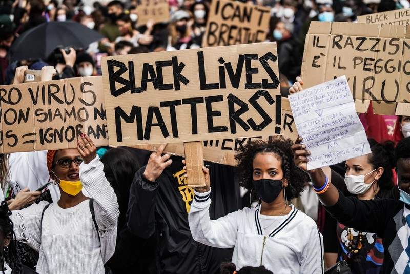 Israel lobby sees Black Lives Matter as major strategic threat ...