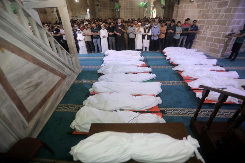 Israel kills children, doctors in horrific nighttime massacre