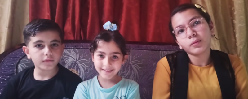 Gaza father tried to console his children, then Israel killed him
