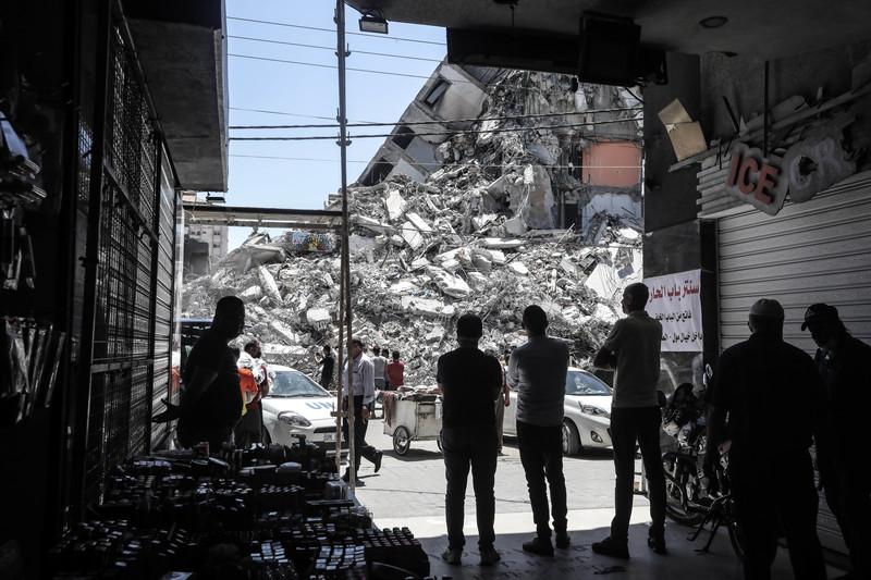 UN, EU and World Bank back siege on Gaza