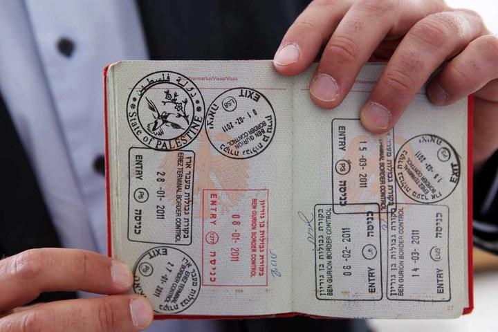 Palestinian Artist Khaled Jarrar Wants To Stamp Your Passport
