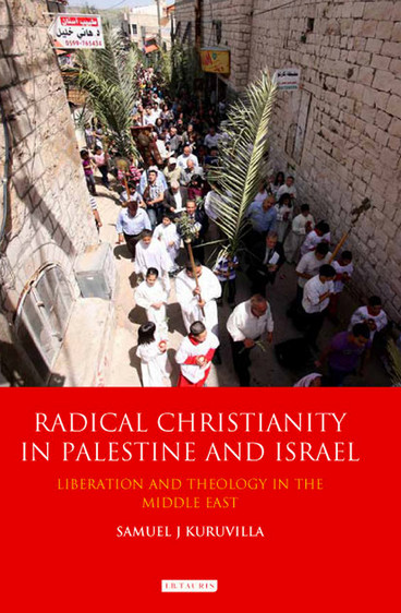 Cover of Radical Christianity in Palestine and Israel