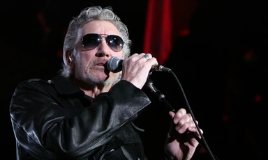 Roger Waters performs The Wall Live in Barcelona, 2011.