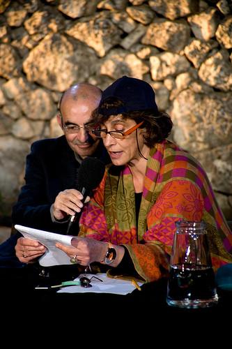 Palestinian writer Suad Amiry