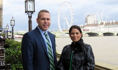 UK minister Priti Patel secretly urged aid for al-Qaida via Israel