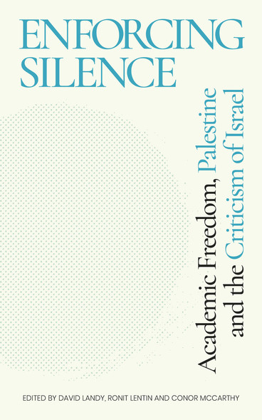 Cover of Enforcing Silence book